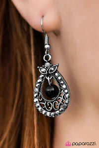 BELIZE In Me - Paparazzi earrings