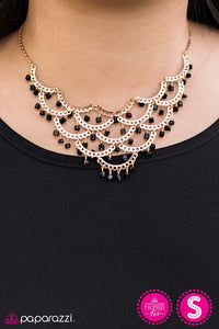 BLOCK Beauty - Paparazzi necklace