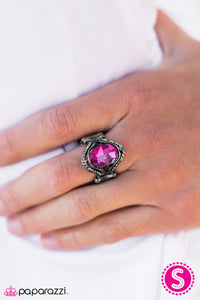 Big City Dreams - Pink - Paparazzi ring