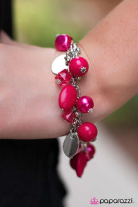 Camera Ready - pink - Paparazzi Bracelet