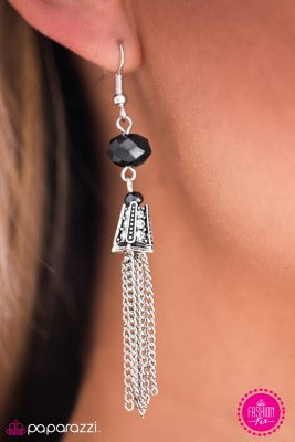 Can I Borrow a Cup of SHIMMER - Paparazzi earrings