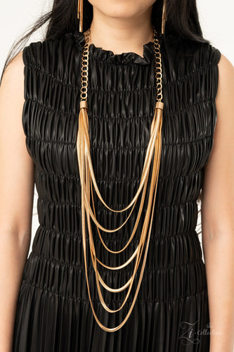 Commanding - Paparazzi Zi Collection necklace