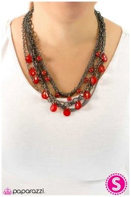 Cut and Run - Paparazzi necklace