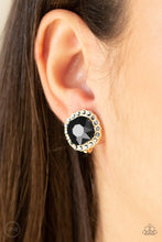 Load image into Gallery viewer, Diamond Duchess-gold-Paparazzi CLIP ON earrings