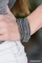 Load image into Gallery viewer, Do the Hustle - silver - Paparazzi bracelet