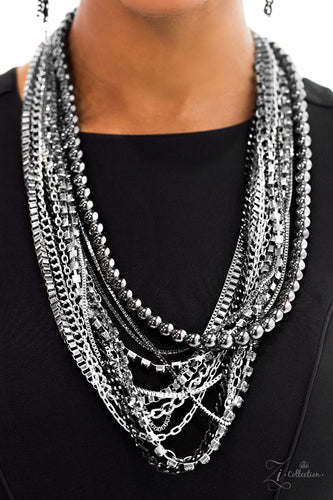 Epic - Zi Collection - Paparazzi necklace