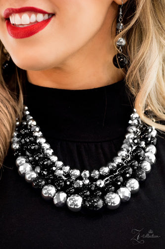 Fame - Zi Collection necklace - Paparazzi necklace