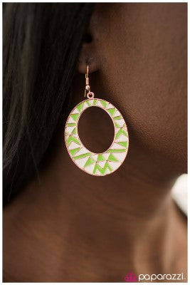 Get Your Tribal On! - Paparazzi earrings