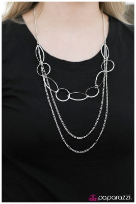 Here We Go Again - Paparazzi necklace