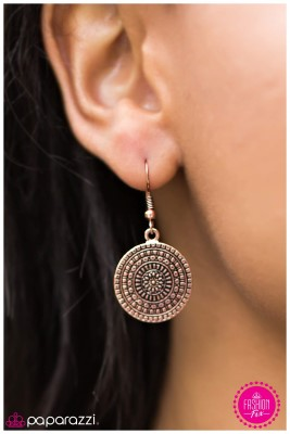 I Believe in Karma - Paparazzi earrings
