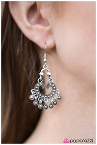 I will Grant You Three Wishes - Paparazzi earrings