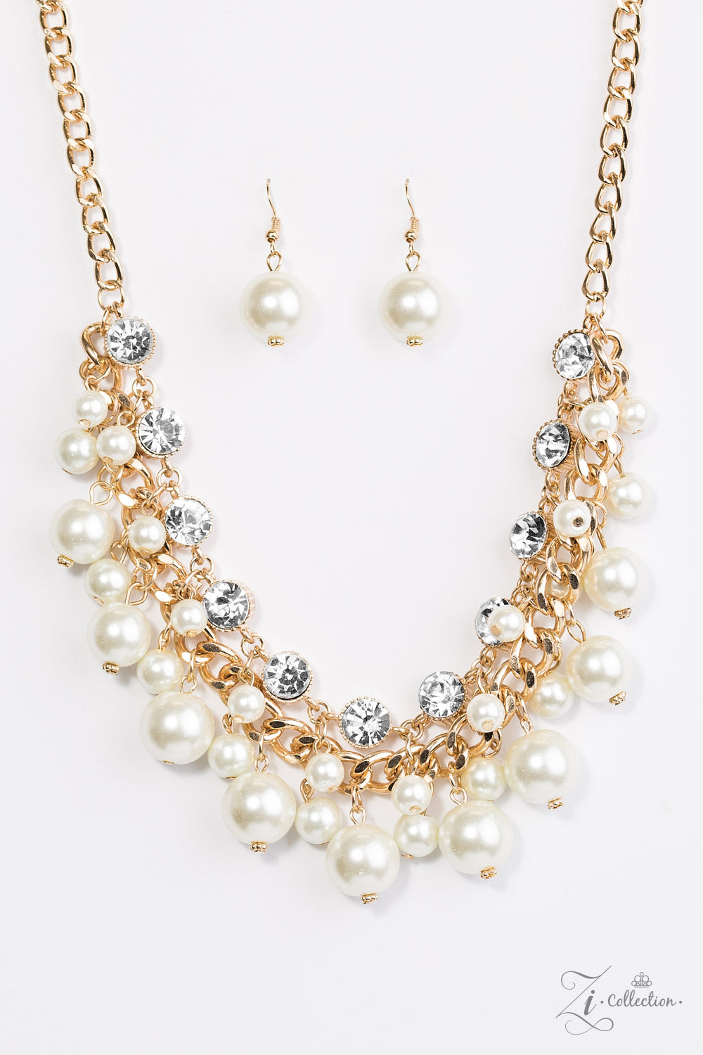 Idolize - Zi Collection necklace - Paparazzi necklace