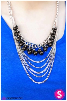 I'm Bringing Sexy Back - Paparazzi necklace