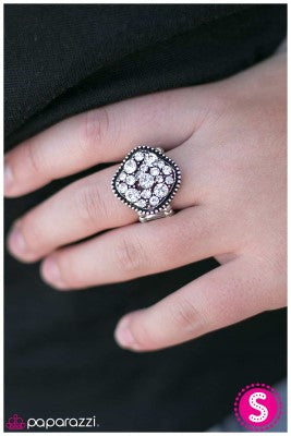 Im so Jealous - white - Paparazzi ring