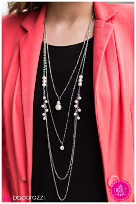 Imperfect Cadence - Paparazzi necklace