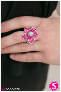 It Must Be Spring - Pink - Paparazzi ring
