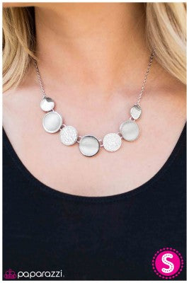 Keep Calm and Sparkle On - Paparazzi necklace