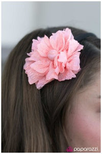 Laced and Loaded - pink - Paparazzi headband