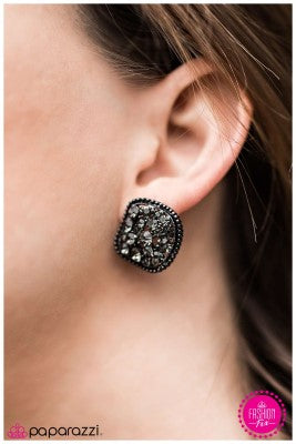 Let them Talk - Paparazzi earrings