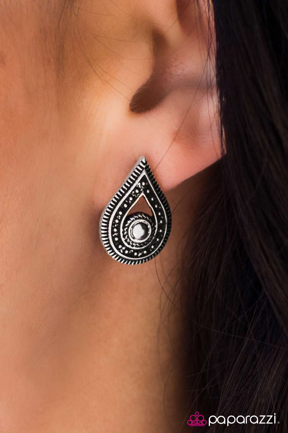 Light My Fire - Paparazzi earrings