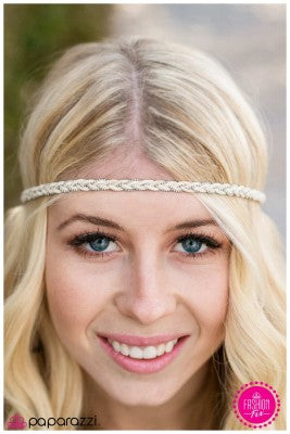 Made In the SUEDE - Paparazzi headband