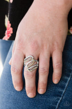 Load image into Gallery viewer, Make Waves - brown - Paparazzi ring