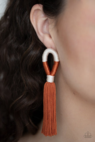 Moroccan Mambo-multi-Paparazzi earrings