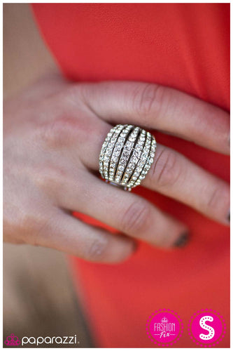 Mrs. Harry Winston - Paparazzi ring
