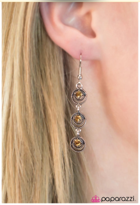 My Darling Clementine - Paparazzi earrings