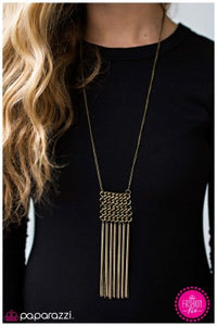 Off the Grid - Paparazzi necklace