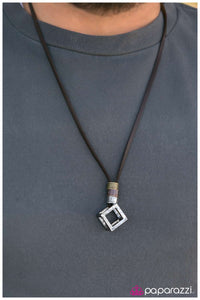 Out Of The Box - Paparazzi necklace