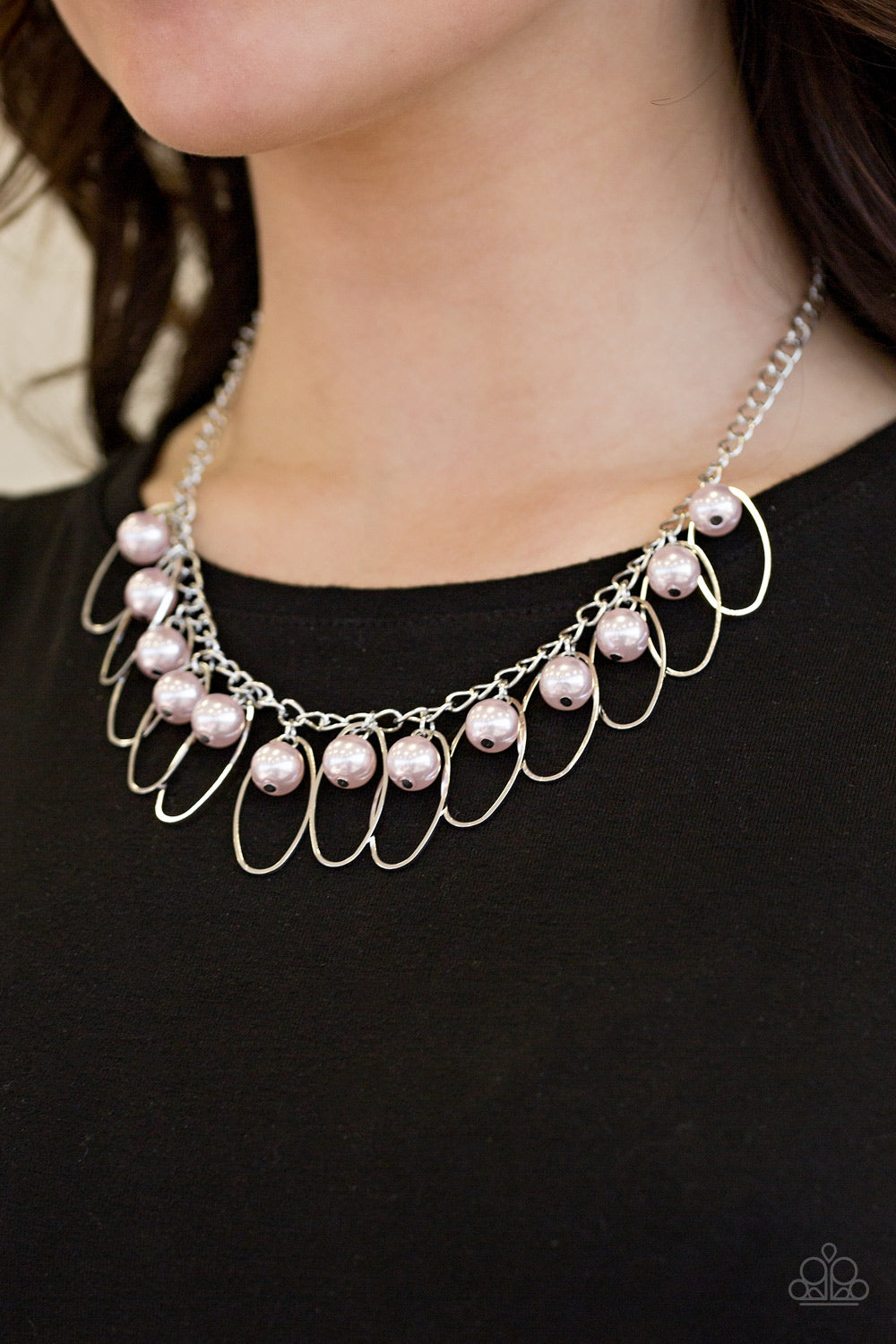 Party Princess - pink - Paparazzi necklace