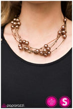 Load image into Gallery viewer, Pearl Armada - Paparazzi necklace