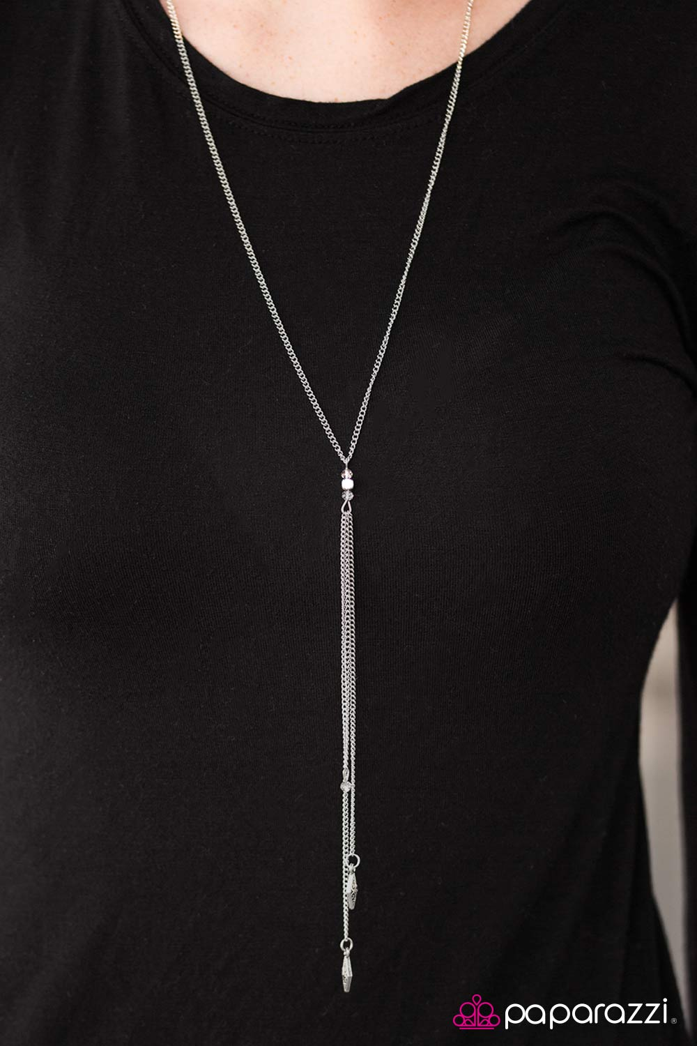 Perfect Cadence - Paparazzi necklace