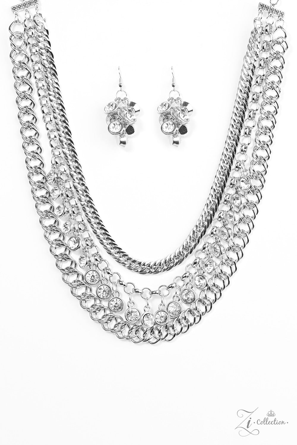 Powerhouse - Zi Collection - Paparazzi necklace