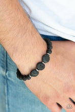 Load image into Gallery viewer, Prospect - black - Paparazzi mens bracelet