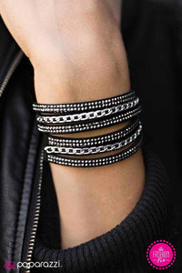 Put On Your Game Face - Paparazzi bracelet