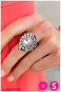 Queen of the Rock - Paparazzi ring