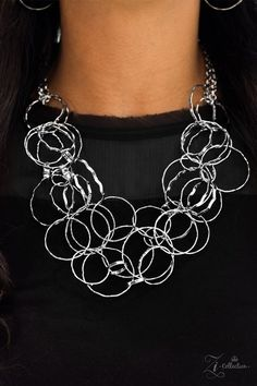 Rebellion- Zi Collection necklace - Paparazzi necklace