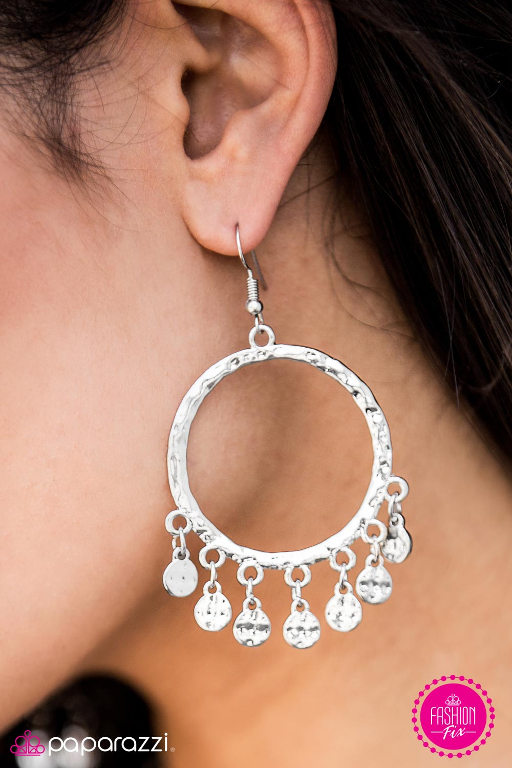 Rise and Chime - Paparazzi earrings