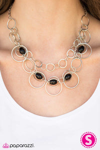 Rock Around the Clock - Paparazzi necklace