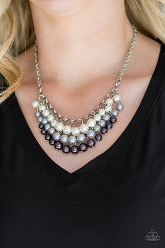 Run fo the HEELS - multi - Paparazzi necklace