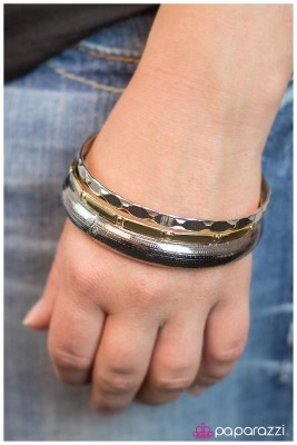 Should Have, Could Have, Would Have - Paparazzi bracelet