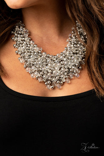 Sociable - Paparazzi Zi Collection necklace