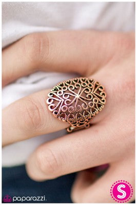 Something to Treasure - Paparazzi ring