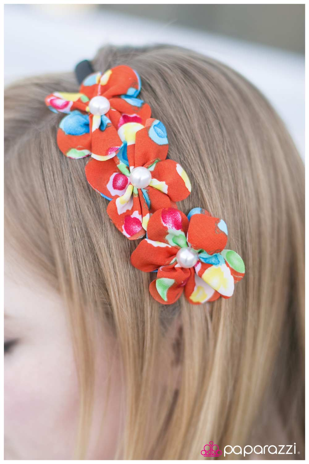Surprise Party - Paparazzi headband
