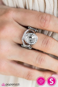 the Big Bling Theory - Paparazzi ring