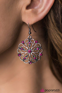 The County Fair - Paparazzi earrings
