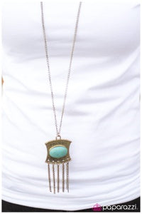 The Empress - Paparazzi necklace