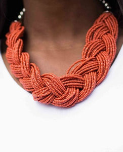 The Great Outback - Paparazzi necklace